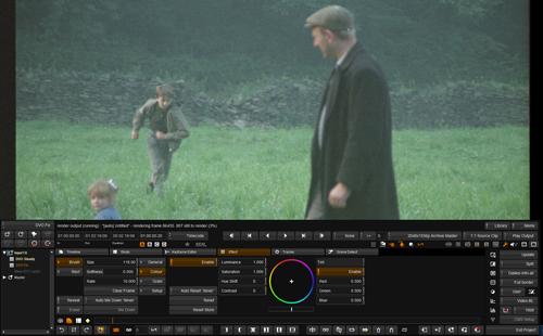 Phoenix Film Restoration   Digital Vision